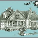Proposed Home @ Le Lac Appelle