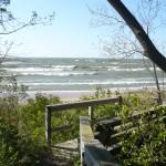 Lake Michigan Access Site