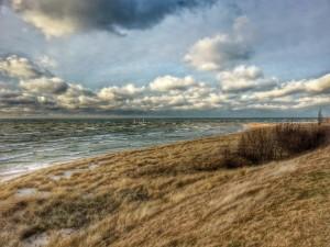 Remember December Winter on Lake Michigan South Haven Michigan