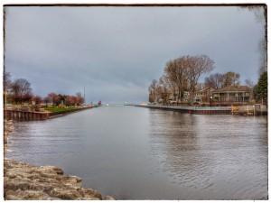 South Haven Michigan Harbor Black River Lake Michigan