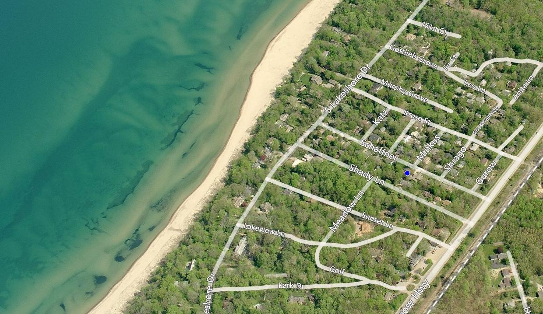 Lakeside Michigan Map.Lakefront Homes Lakeside Michigan Real Estate For Sale