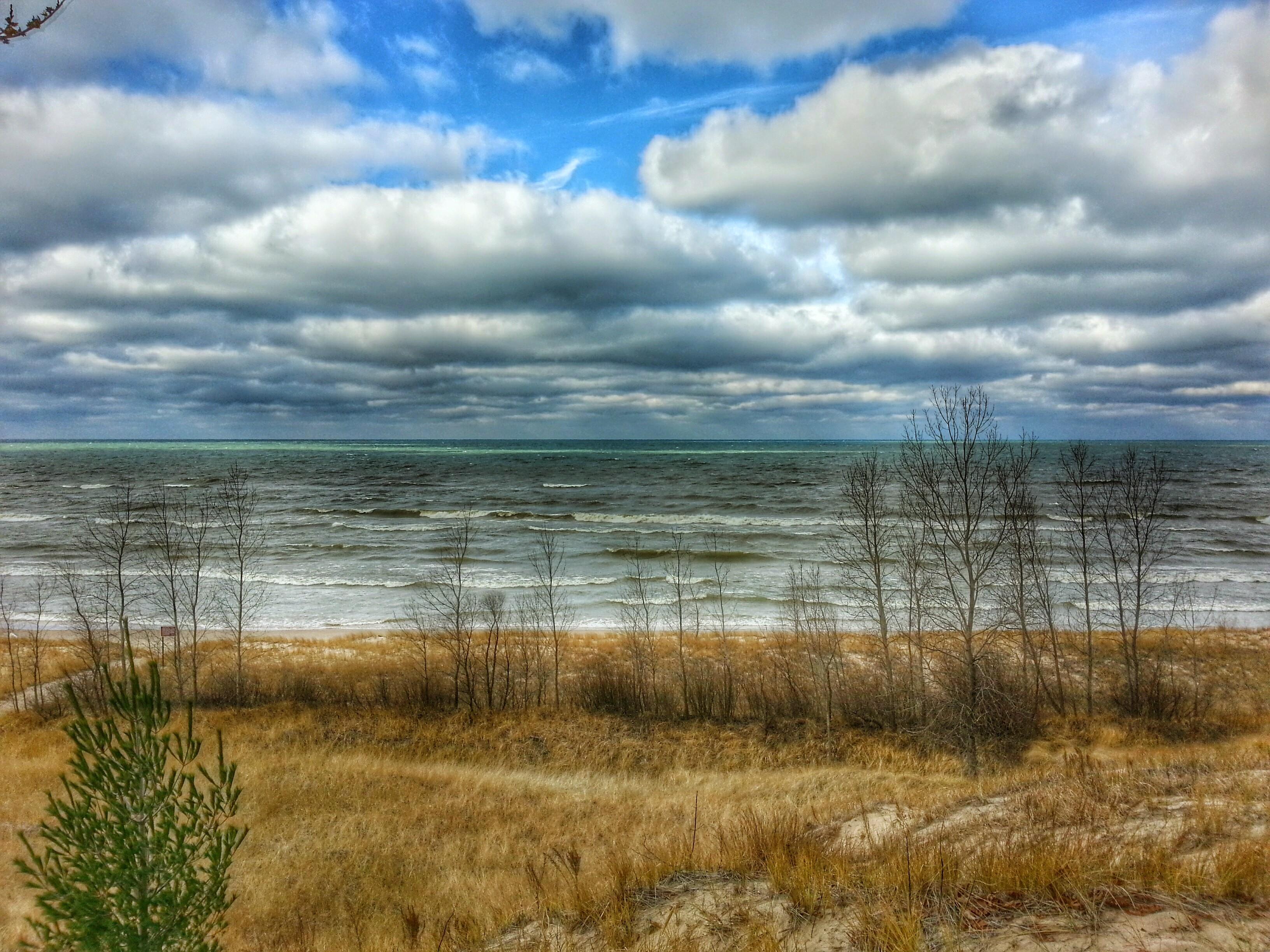 Lake Michigan Never Fails